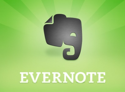 Easier Sharing in Evernote