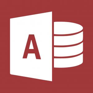 Access 2013 icon