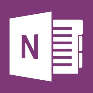 OneNote 2013 icon