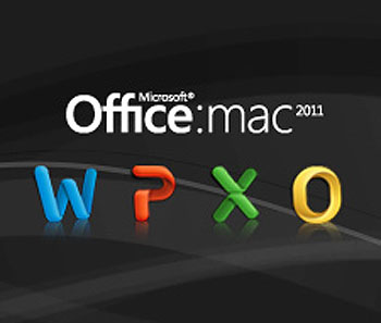 Office for Mac 2011 Logo