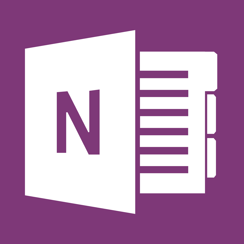 OneNote 2013 icon