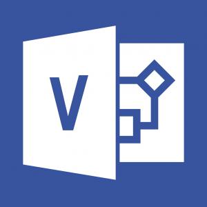 Visio 2013 icon