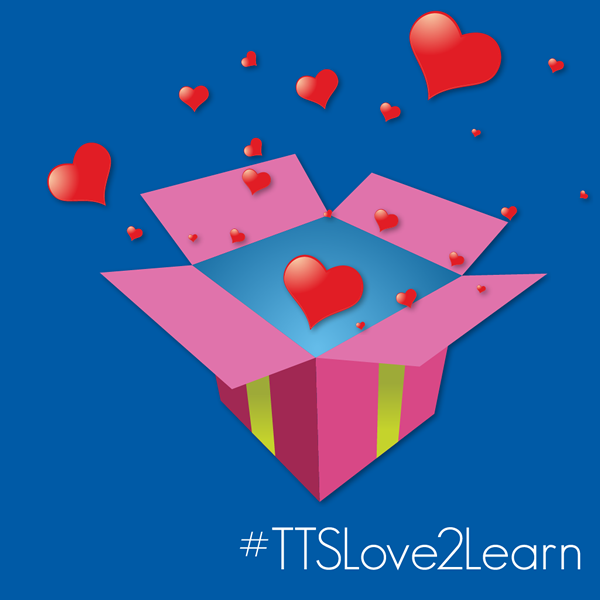 The Training Show Love2Learn Logo