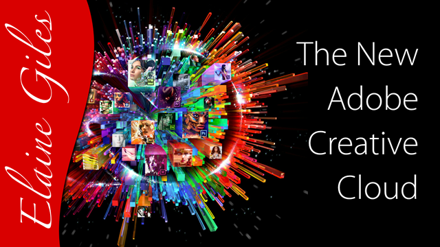 The New Adobe Creative Cloud